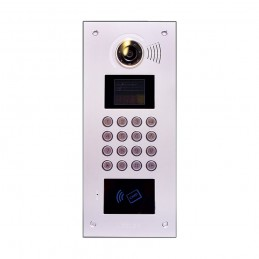 LeelenPost exterior de usa bloc sistem JB-5000 cu card reader.Sistem digital multiapartament.