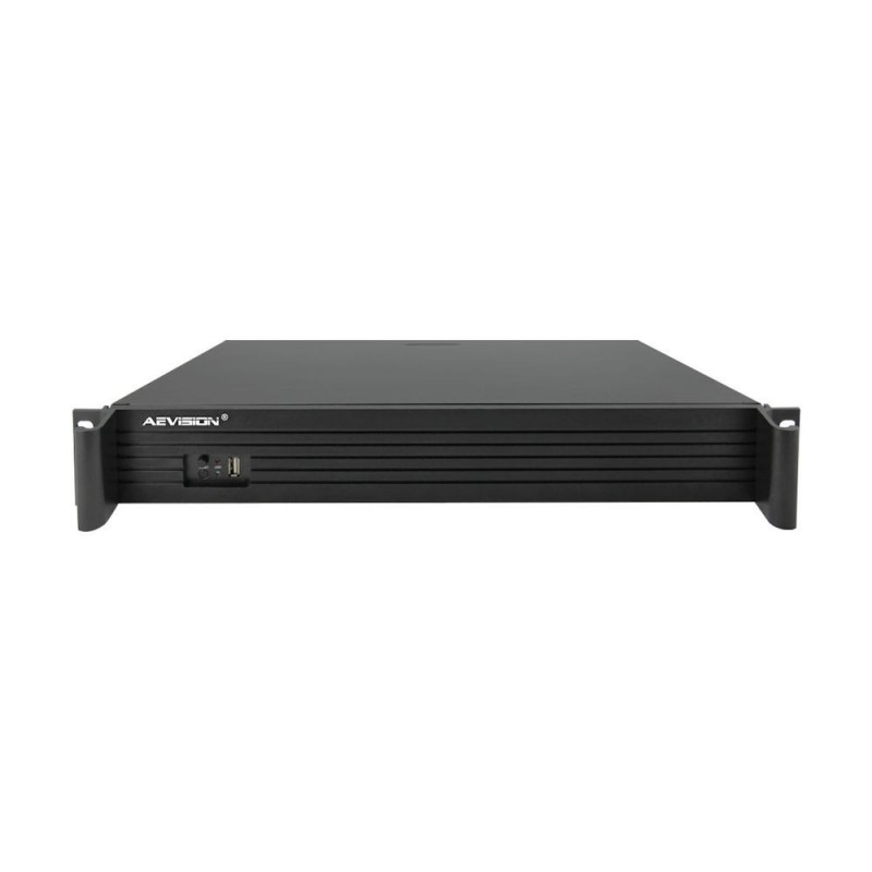 AEVISIONNVR 25 Canale AEVISION AE-N6000-25EF rackabil