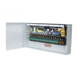 Strong Euro PowerSursa alimentare CCTV 12V 16A 16 iesiri STR1216-16C