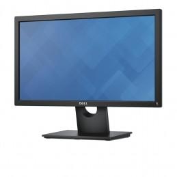 DellDell 20 Monitor E2016HV 49.4 19.5 BlacK