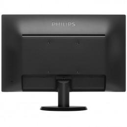 "PHILIPS Monitor 18.5"" PHILIPS 193V5LSB2, FWXGA 1366*768, TN, 16:9, WLED, 5 ms, 200 cd/m2, 90/65, 10M:1/ 700:1, D-SUB, VESA, ,..."