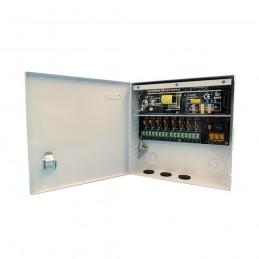 Sursa alimentare CCTV 12V 5A 8 iesiri STR1205-08C