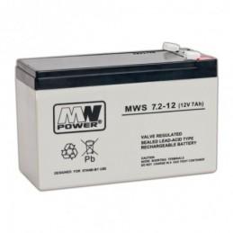 Acumulator 12V, 7.2Ah - MWS...