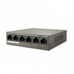 IP-COM 6-PORT POE SWITCH F1106P-4-63W