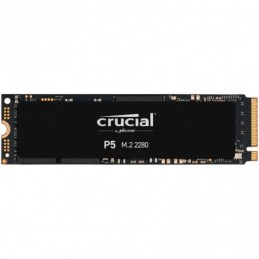 Crucial SSD 1000GB P5 M.2 NVMe PCIEx4 80mm Micron 3D NAND  3400/3000 MB/s, 5yrs, 7mm